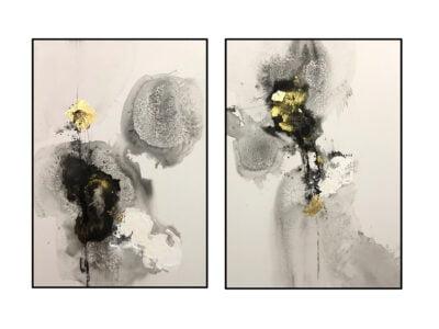 Abstraktus paveikslas Liang Eimil LE635-1