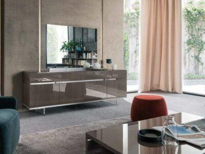 Alf Italia Athena svetaines komoda italiski baldai