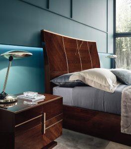 Alf Italia italiski miegamojo baldai Bellagio naktine spintele (1)