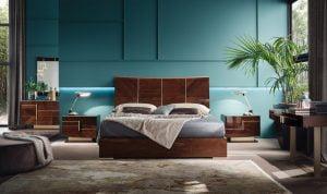 Alf Italia italiski miegamojo baldai Bellagio naktine spintele (4)