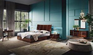 Alf Italia italiski miegamojo baldai Bellagio naktine spintele (5)