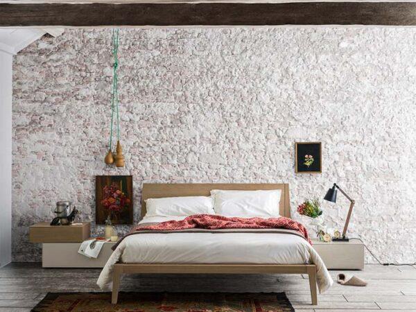 Alf da fre italiski miegamojo baldai lova Dorian (3)