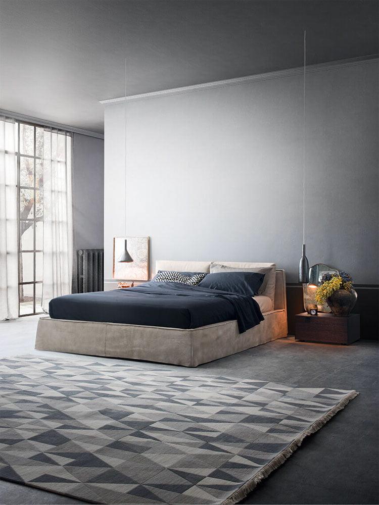 Alf da fre italiski miegamojo baldai lova milano (1)
