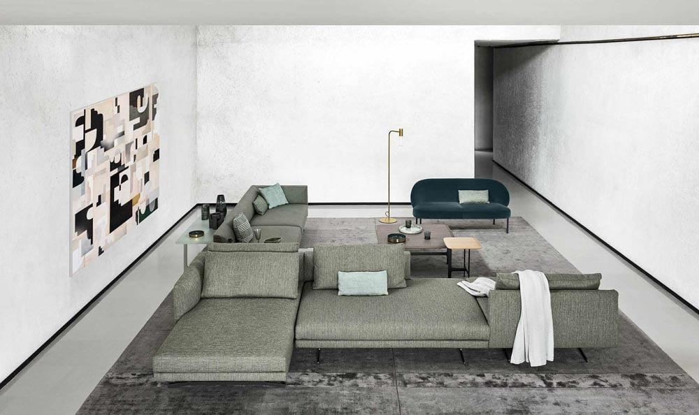 Alf da fre italiski minksti baldai kampine sofa copenaghen