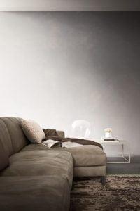 Alf da fre italiski minksti baldai sofa utah