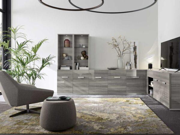 Alf italia itališki svetainės ir valgomojo baldai Iris (2)