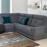 Artemisia minksti baldai Vero kampine sofa