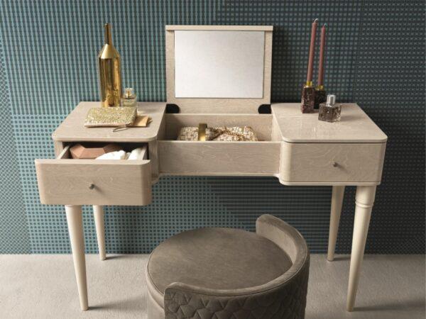 Camelgroup baldai Kosmetinis staliukas Maia Sabbia