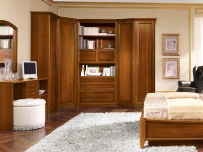 Camelgroup itališki klasikiniai baldai Nostalgia Night Wolnut (23)