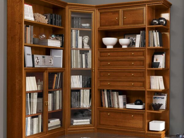 Camelgroup itališki klasikiniai baldai Nostalgia Night Wolnut (31)