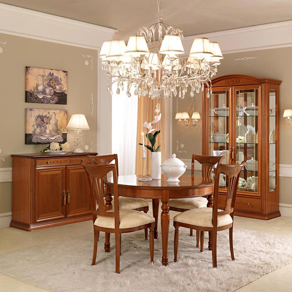 Camelgroup itališki klasikiniai baldai Siena Cherry (16)