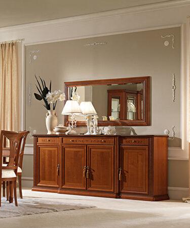 Camelgroup itališki klasikiniai baldai Siena Cherry komoda 3