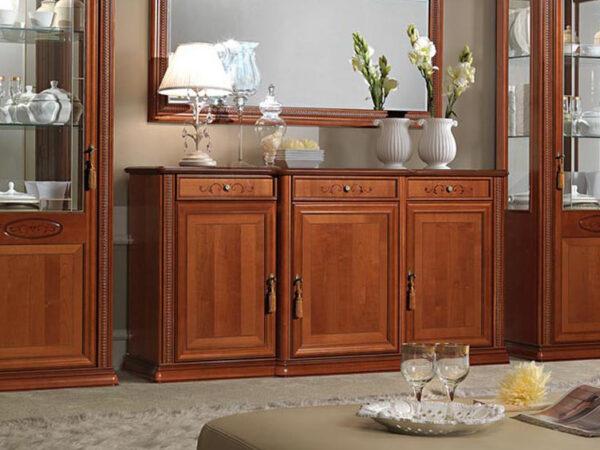 Camelgroup itališki klasikiniai baldai Siena Cherry komoda