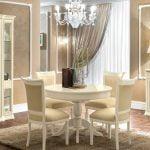 Camelgroup itališki klasikiniai baldai Torriani Day Ivory stalas