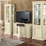 Camelgroup itališki klasikiniai baldai Torriani Day Ivory tv staliukas