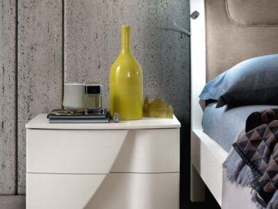 Camelgroup itališki miegamojo baldai Luna naktinė spintelė (2)
