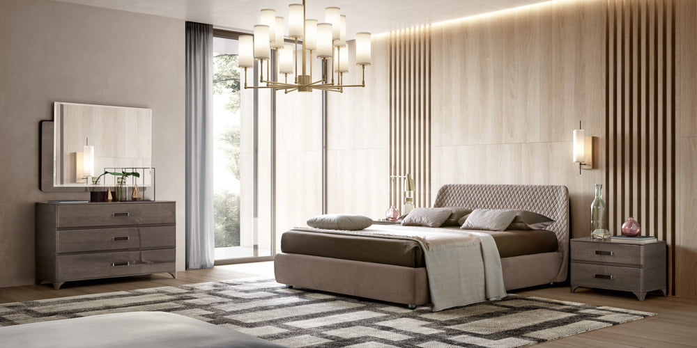 Camelgroup itališki miegamojo baldai Maia Platinum (19)