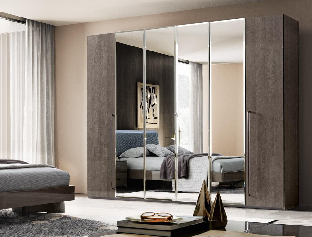 Camelgroup itališki miegamojo baldai Maia Platinum (26)