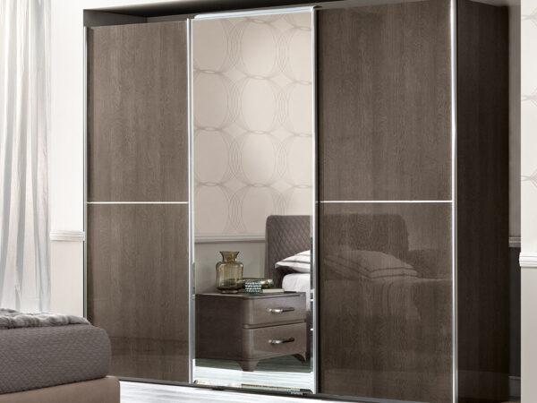 Camelgroup itališki miegamojo baldai Maia Platinum (27)