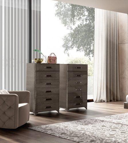 Camelgroup itališki miegamojo baldai Maia Platinum (7)