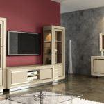 Camelgroup itališki svetainės baldai La Star Day tv staliukas ir indauja (2)