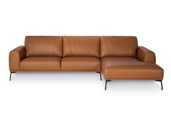 Everton kampine sofa Bellus minksti baldai