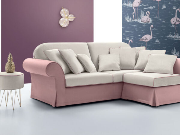 Felis italiski minksti baldai AIDA kampine sofa (3)