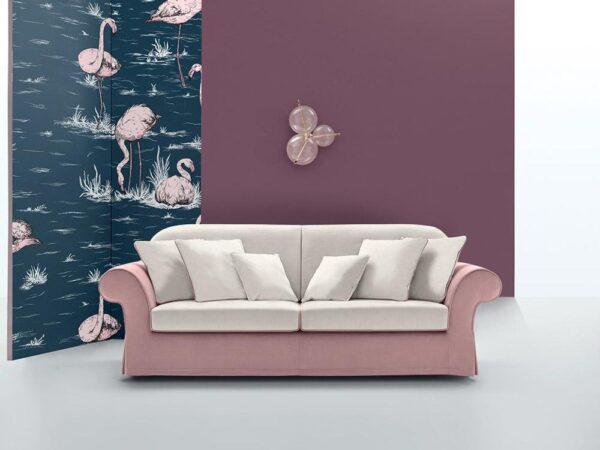 Felis italiski minksti baldai AIDA sofa