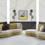 Felis italiski minksti baldai BOLERO sofa (3)