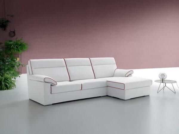 Felis italiski minksti baldai DERLON kampine sofa 1