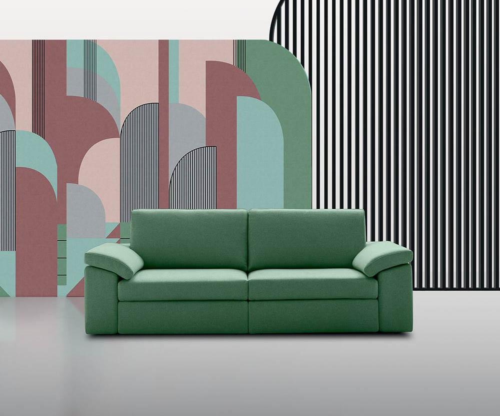 Felis italiski minksti baldai LEON sofa 6