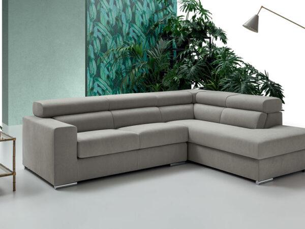 GINGER minksti baldai kampine sofa (1)