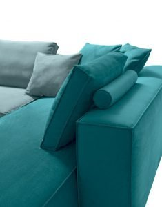 Italiski Felis minksti baldai BUBBLE sofa (2)