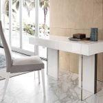 Italiski baldai Artemide kosmetinis staliukas