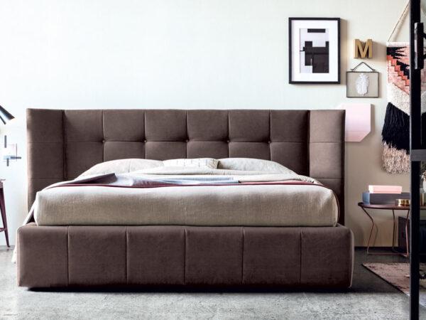 Italiski miegamojo baldai Foster lova (1)