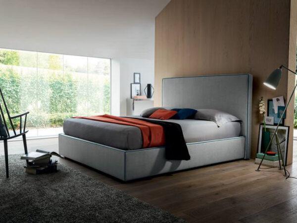 Italiski miegamojo baldai lova charles
