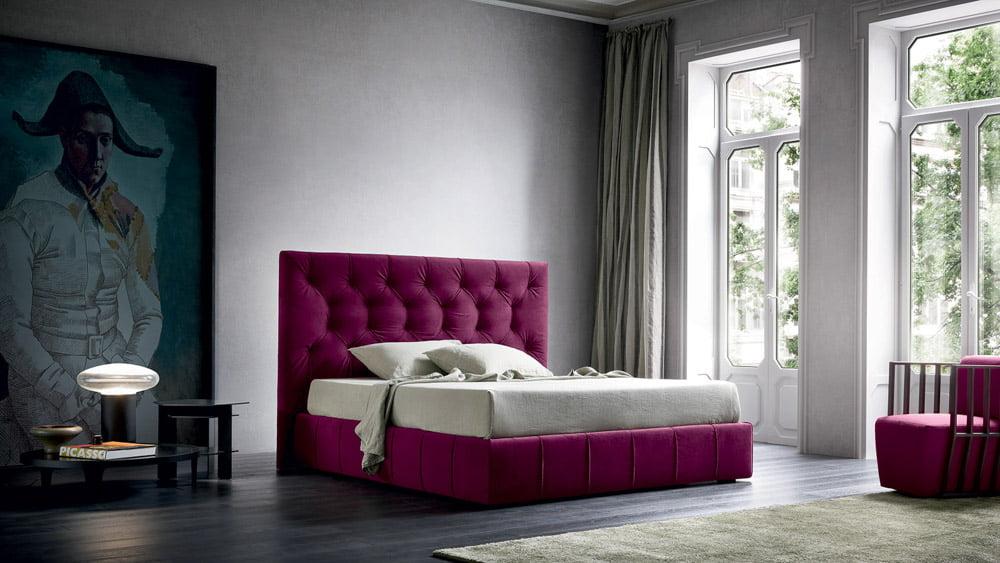 Italiski miegamojo baldai lova hamilton (3)