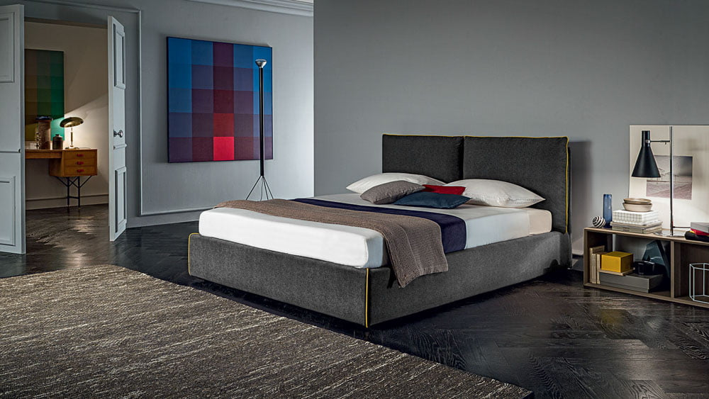 Italiski miegamojo baldai lova luis (4)