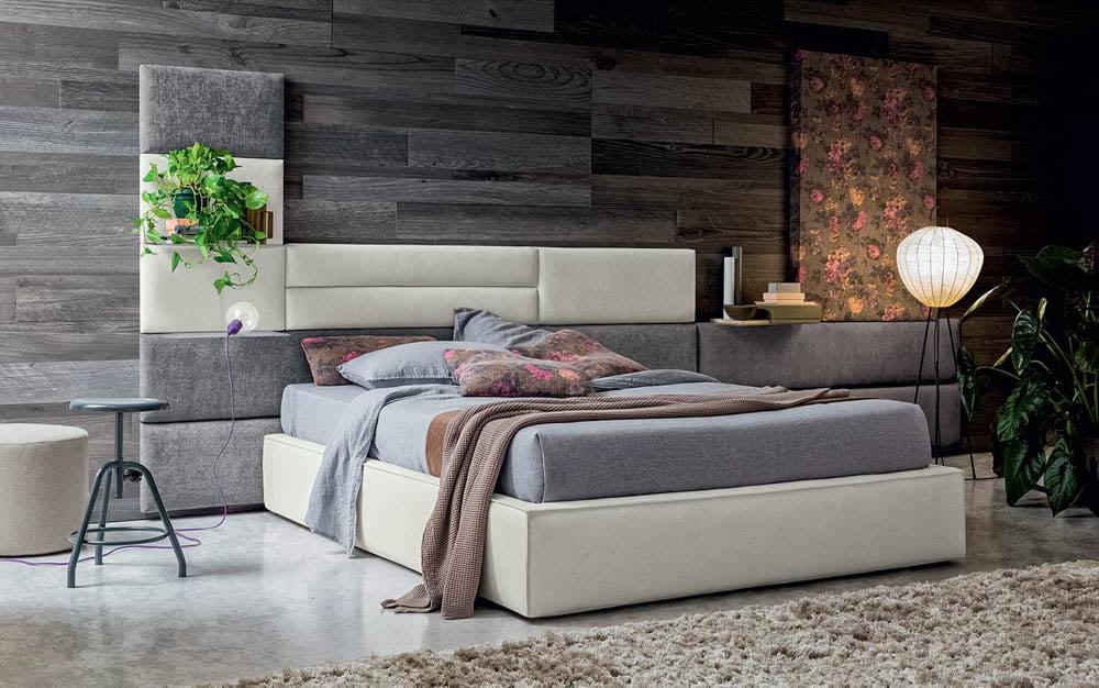 Italiski miegamojo baldai lova sommy (4)