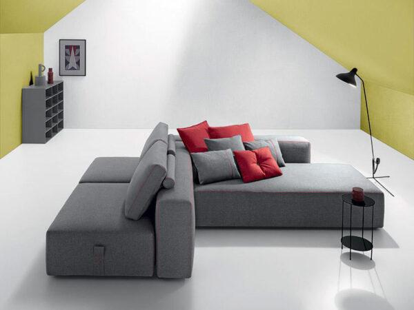 Italiski minksti baldai BUBBLE GOLD sofa-kampine sofa 5