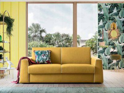 Italiski minksti baldai Sofa-Lova Jack