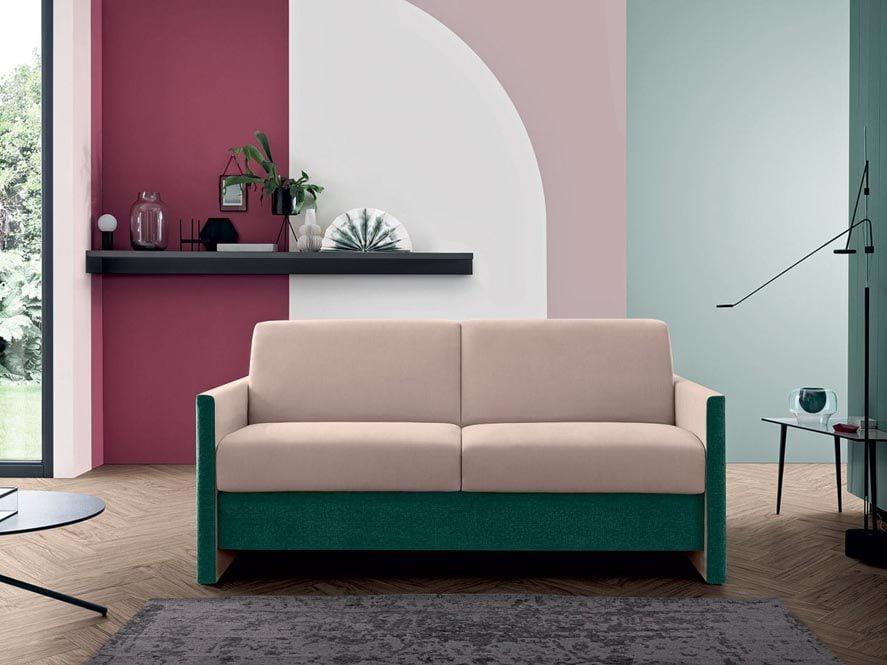 Itališki minkšti baldai Sofa-Lova Vegas