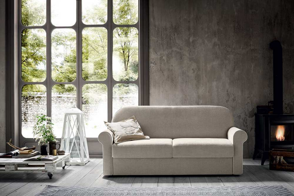 Italiski minksti baldai sofa lova Bernie (17)