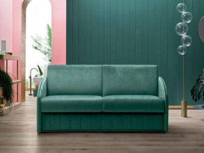 Itališki minkšti baldai sofa lova Carter