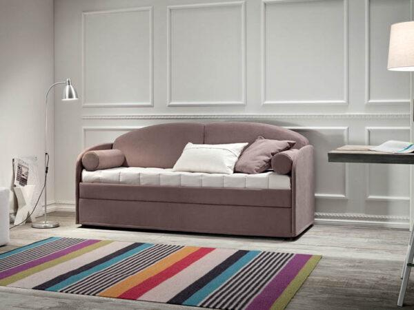 Italiski minksti baldai sofa lova Ellen