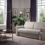 Itališki minkšti baldai sofa lova Flair (1)