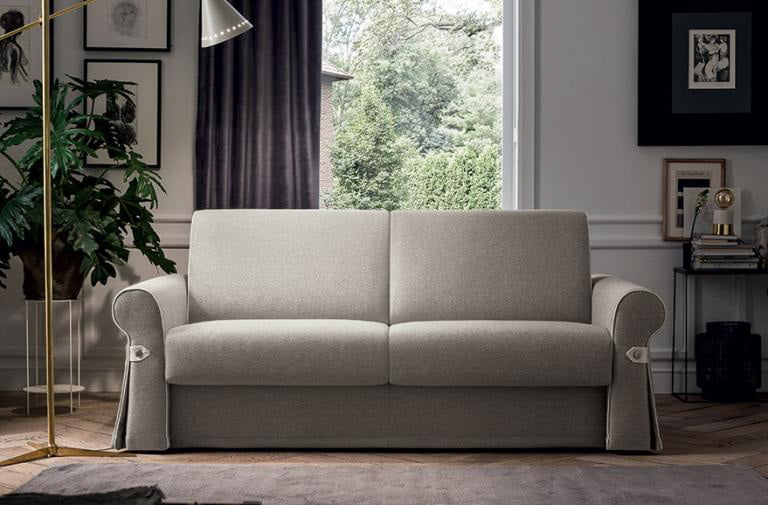 Itališki minkšti baldai sofa lova Flair (2)