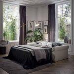 Itališki minkšti baldai sofa lova Flair (4)