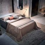 Italiski minksti baldai sofa lova Mark 12
