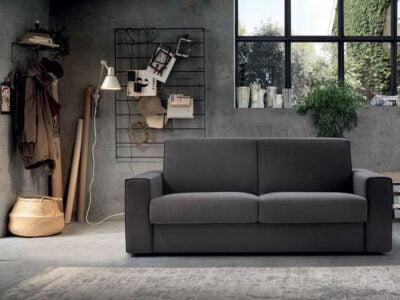 Italiski minksti baldai sofa lova Mick